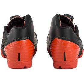 Bontrager Rhythm MTB Shoes Men Black/Roarange